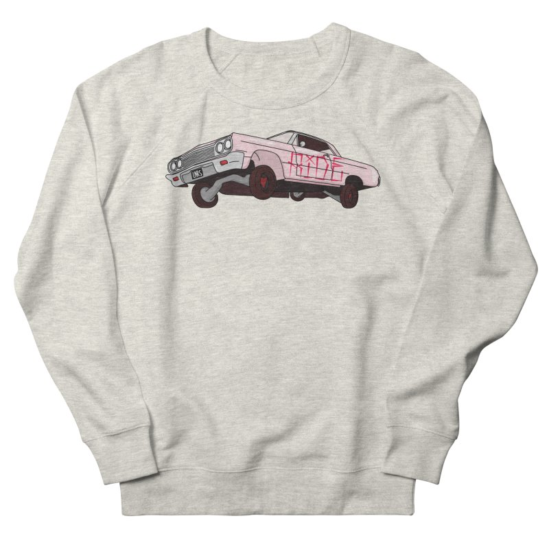 Ride Men's French Terry Sweatshirt by Tumblr Creatrs
