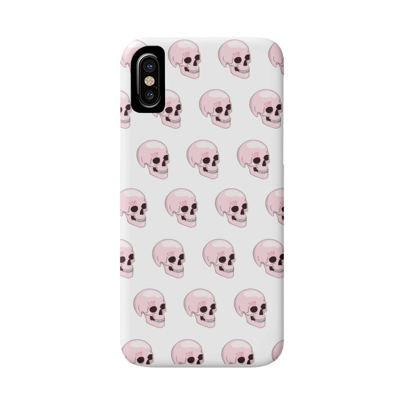 Die in iPhone X / XS Phone Case Slim by Tumblr Creatrs