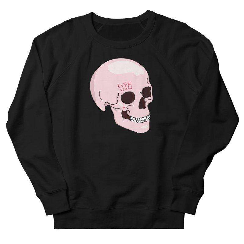 Die Men's French Terry Sweatshirt by Tumblr Creatrs