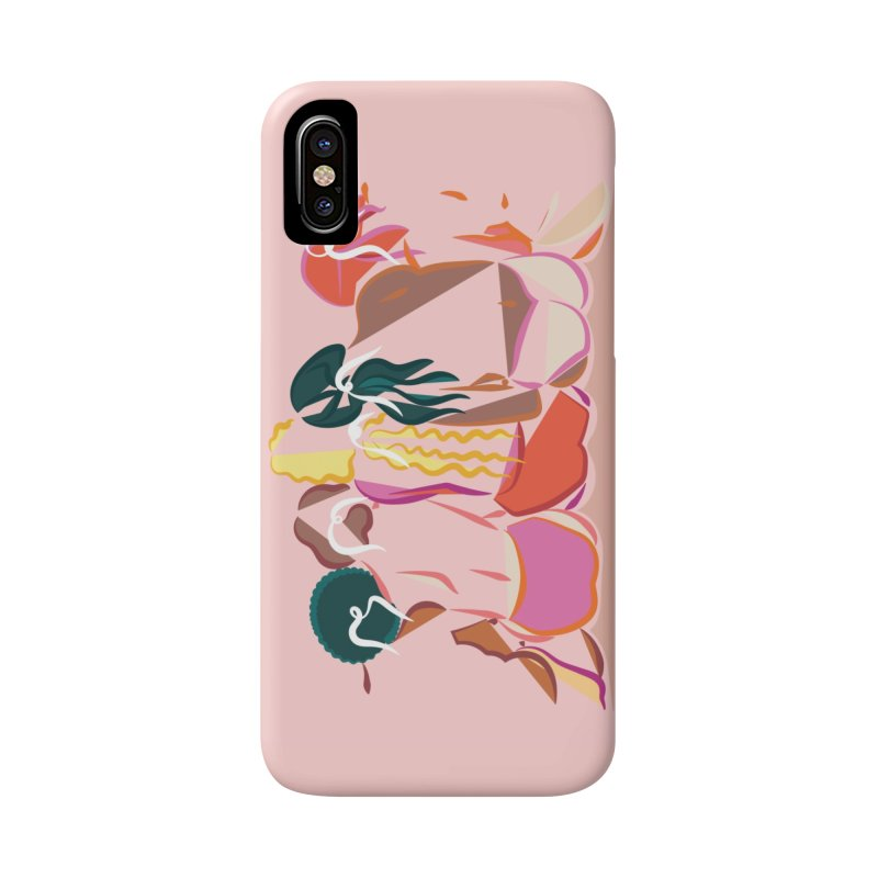 Galentines Accessories Phone Case by Tumblr Creatrs