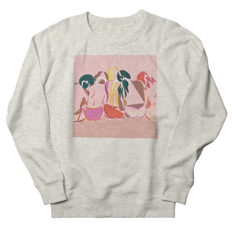 Galentines Men's French Terry Sweatshirt by Tumblr Creatrs