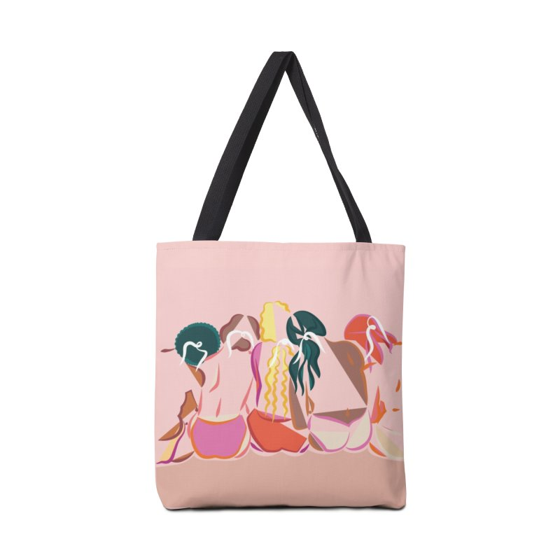 Galentines Accessories Bag by Tumblr Creatrs