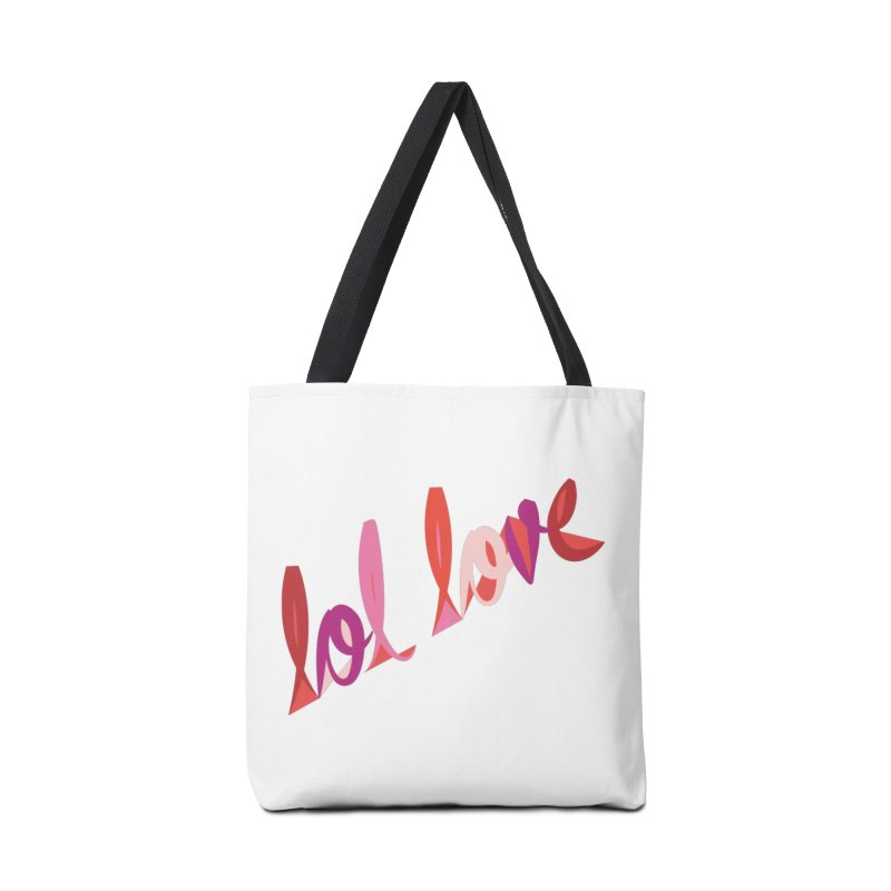 LOL Love Accessories Bag by Tumblr Creatrs