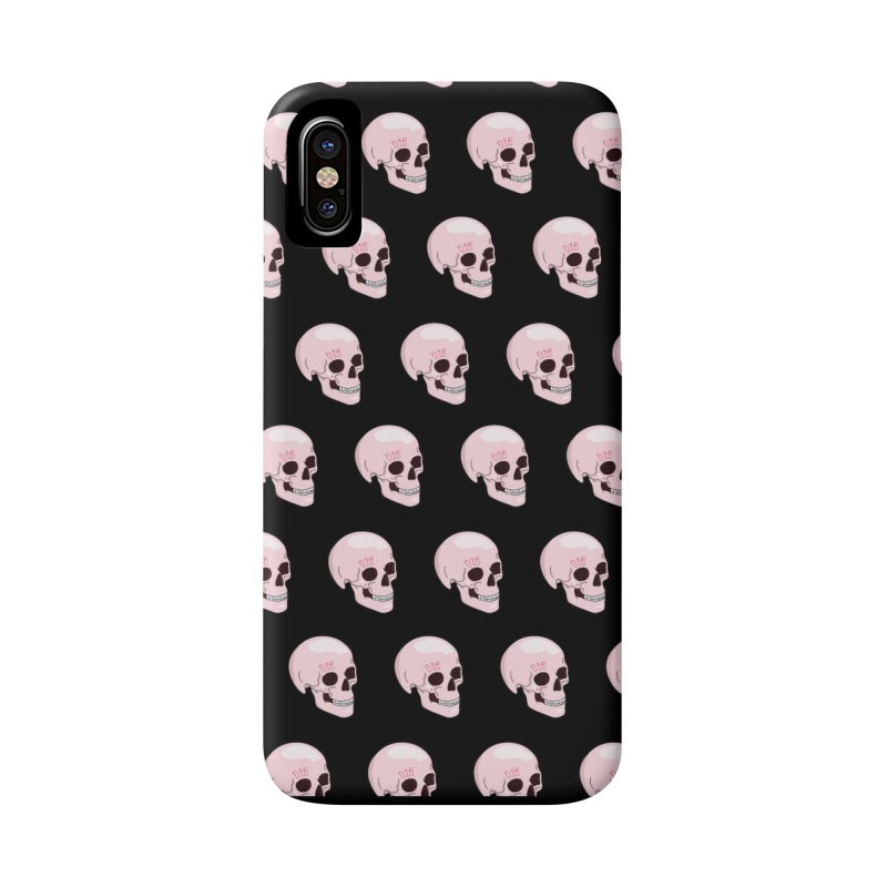 Die Accessories Phone Case by Tumblr Creatrs