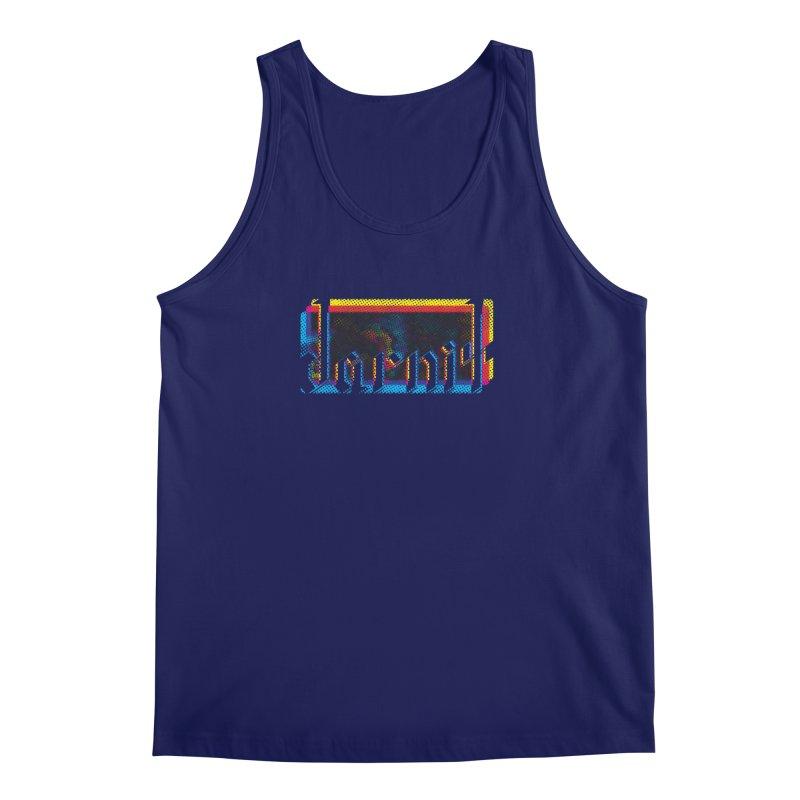 darnit - Curse Calligraphy Men's Tank by HappyGhost's Shop