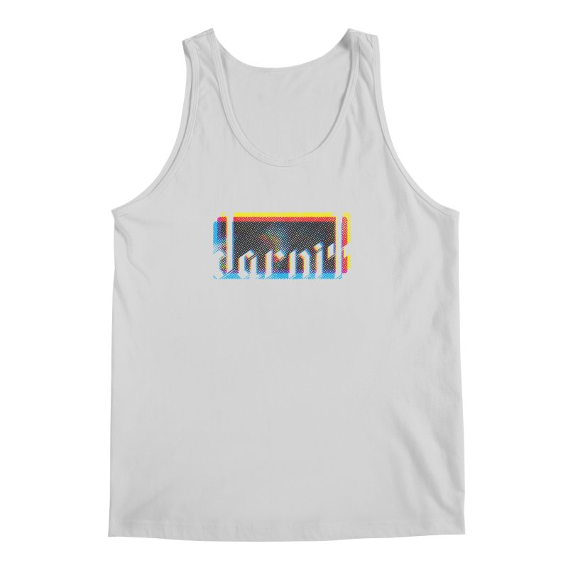 darnit - Curse Calligraphy Men's Regular Tank by HappyGhost's Shop