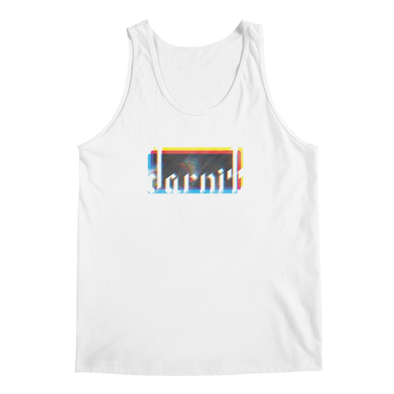 darnit - Curse Calligraphy Men's Tank by HappyGhost's Shop