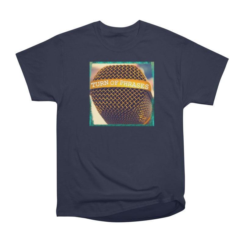 Logo swag Women's Classic Unisex T-Shirt by TurnOfPhrases's Artist Shop