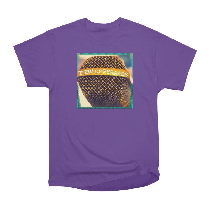 Logo swag Men's Heavyweight T-Shirt by TurnOfPhrases's Artist Shop