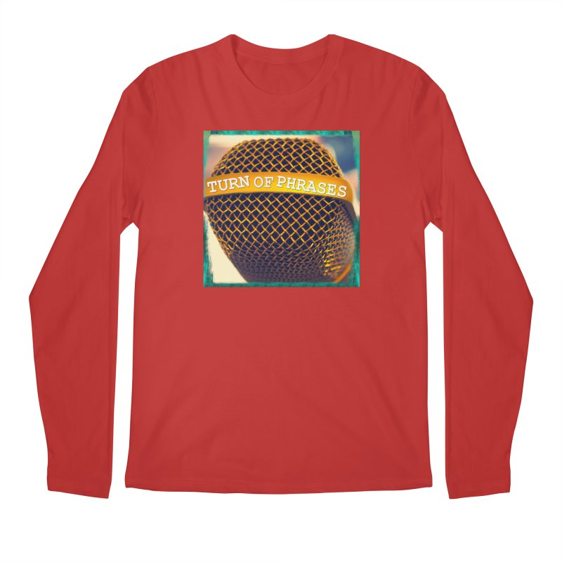 Logo swag Men's Longsleeve T-Shirt by TurnOfPhrases's Artist Shop