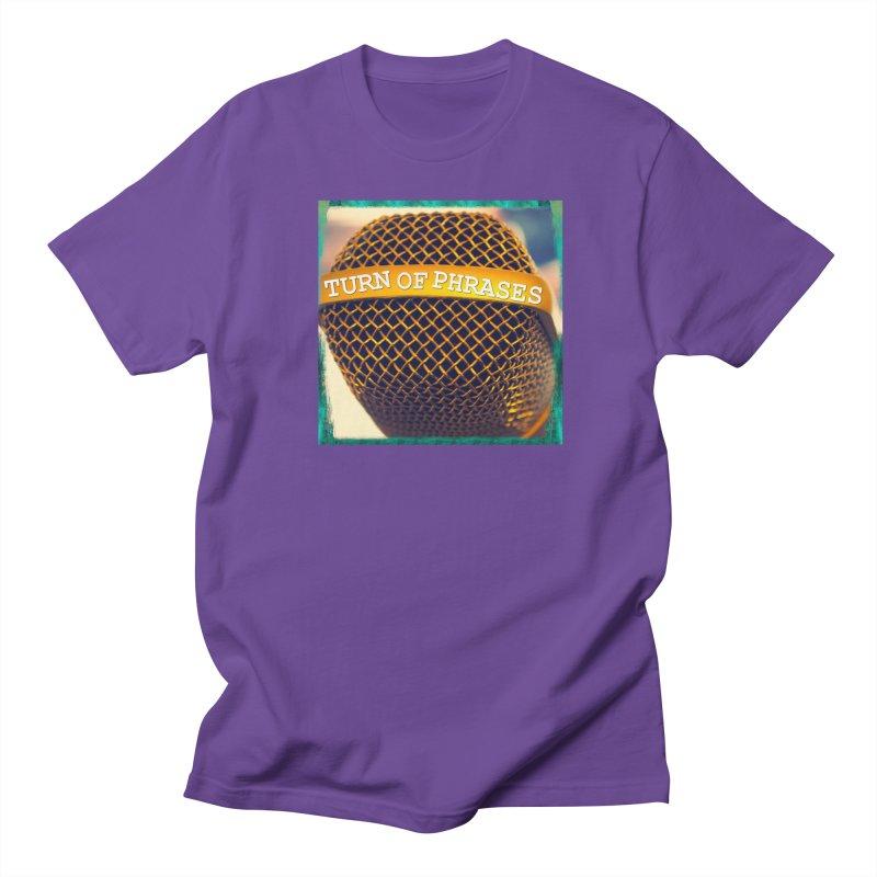 Logo swag Men's T-shirt by TurnOfPhrases's Artist Shop