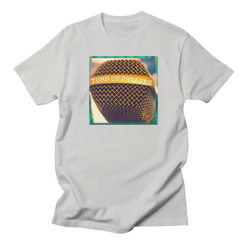 Logo Men's T-shirt by TurnOfPhrases's Artist Shop