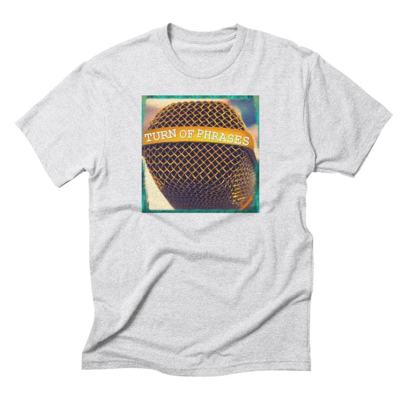 Logo swag Men's Triblend T-Shirt by TurnOfPhrases's Artist Shop
