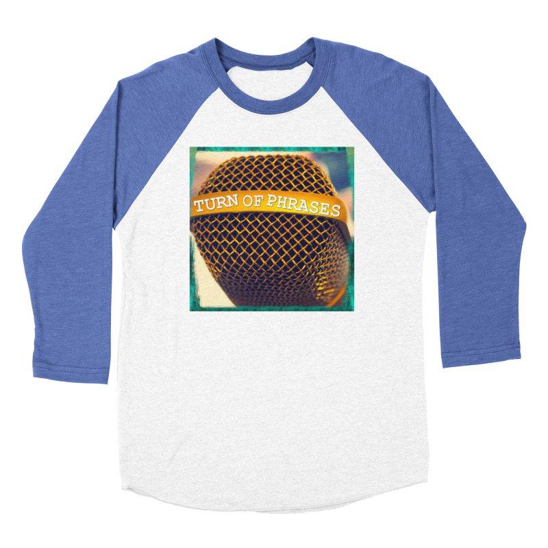 Logo swag Women's Baseball Triblend T-Shirt by TurnOfPhrases's Artist Shop