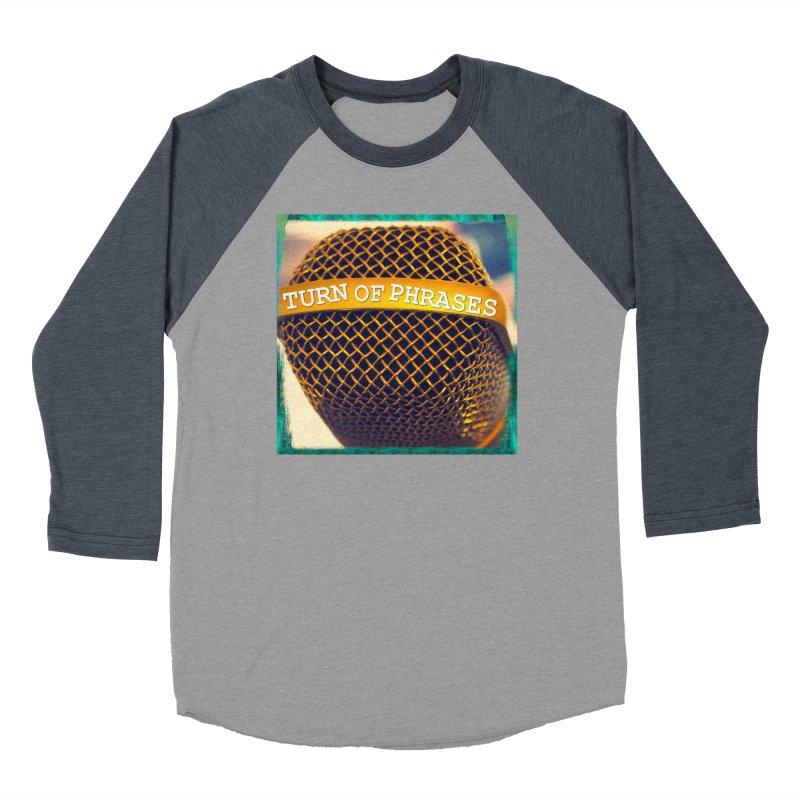 Logo swag Men's Baseball Triblend T-Shirt by TurnOfPhrases's Artist Shop