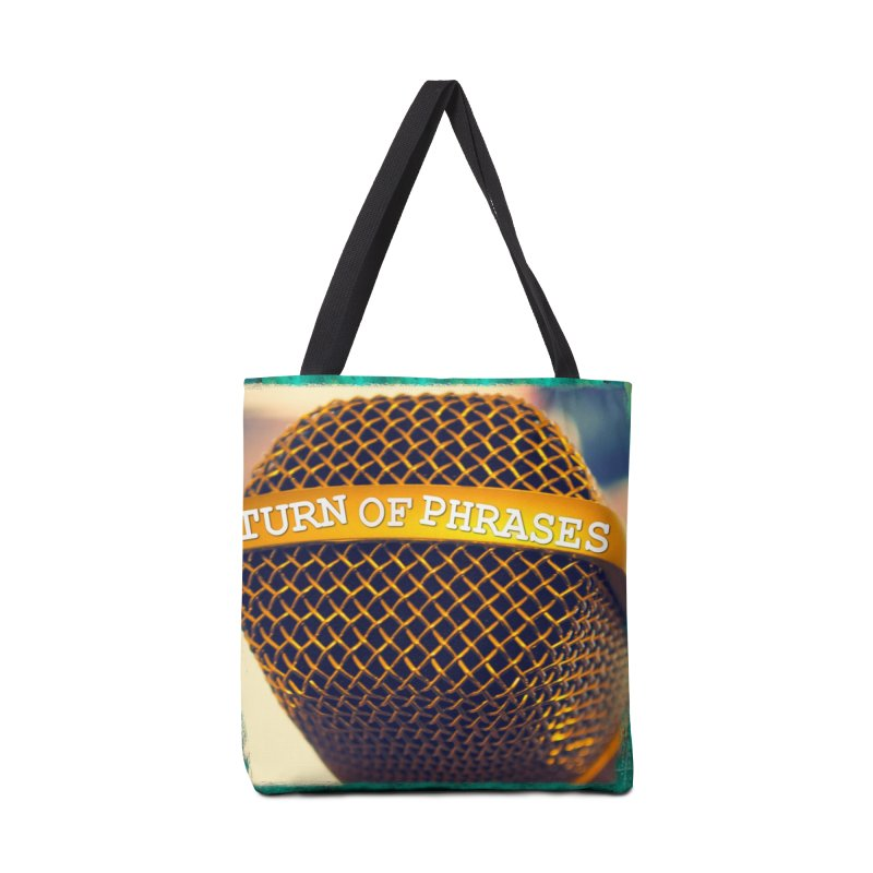 Logo swag Accessories Bag by TurnOfPhrases's Artist Shop