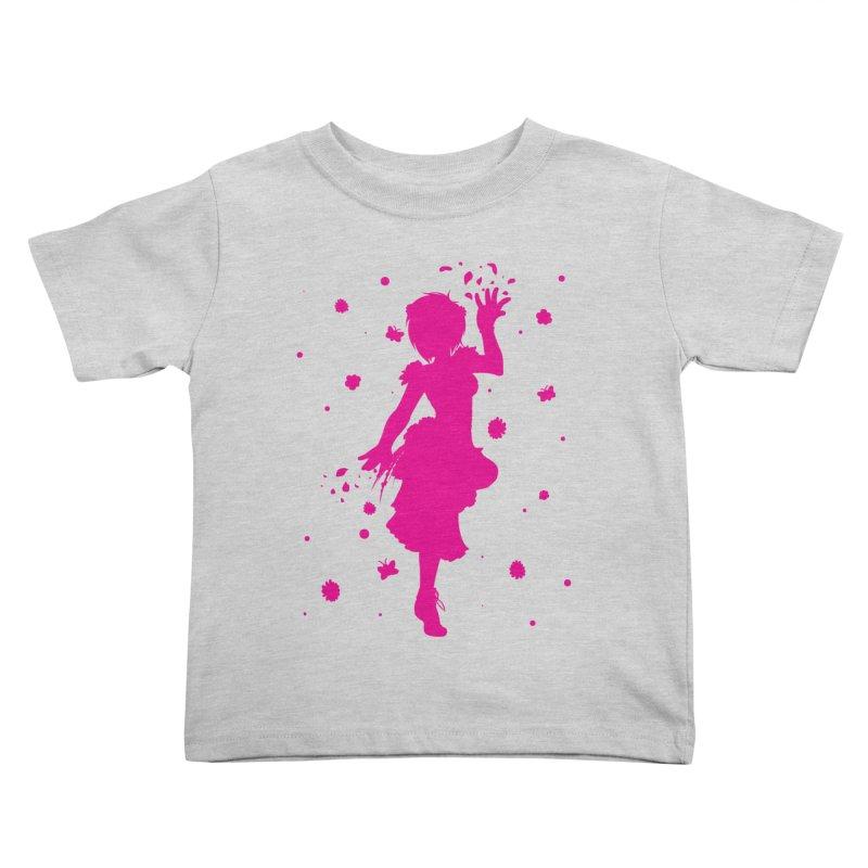 Spring Power Kids Toddler T-Shirt by TurningTideStudio's Artist Shop