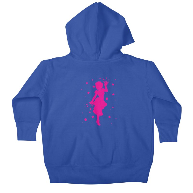 Spring Power Kids Baby Zip-Up Hoody by TurningTideStudio's Artist Shop