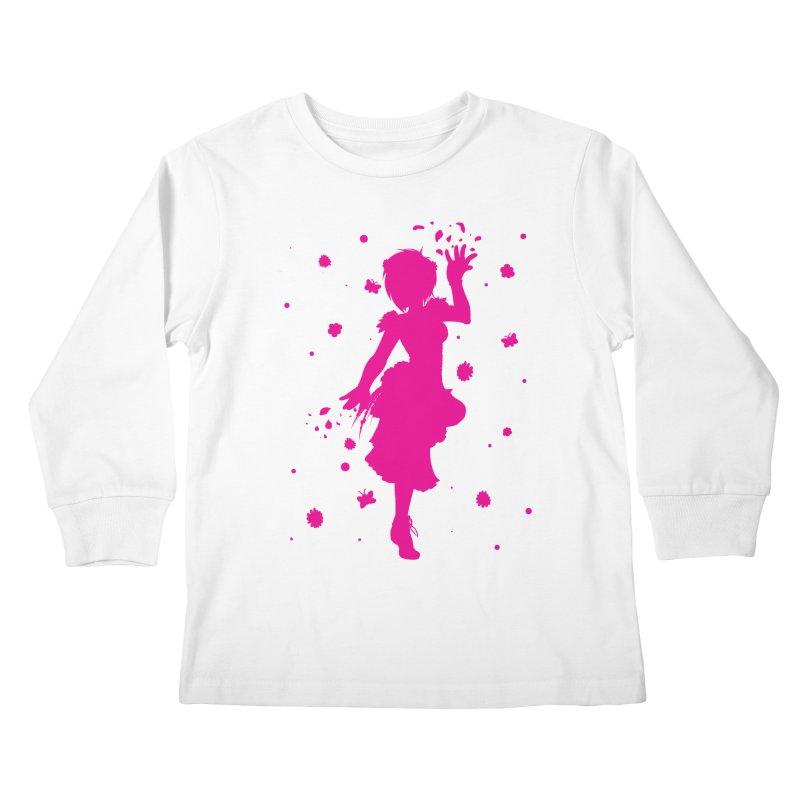 Spring Power Kids Longsleeve T-Shirt by TurningTideStudio's Artist Shop