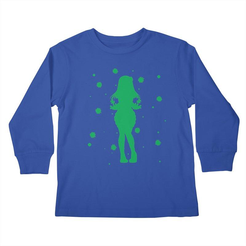 Summer Power Kids Longsleeve T-Shirt by TurningTideStudio's Artist Shop