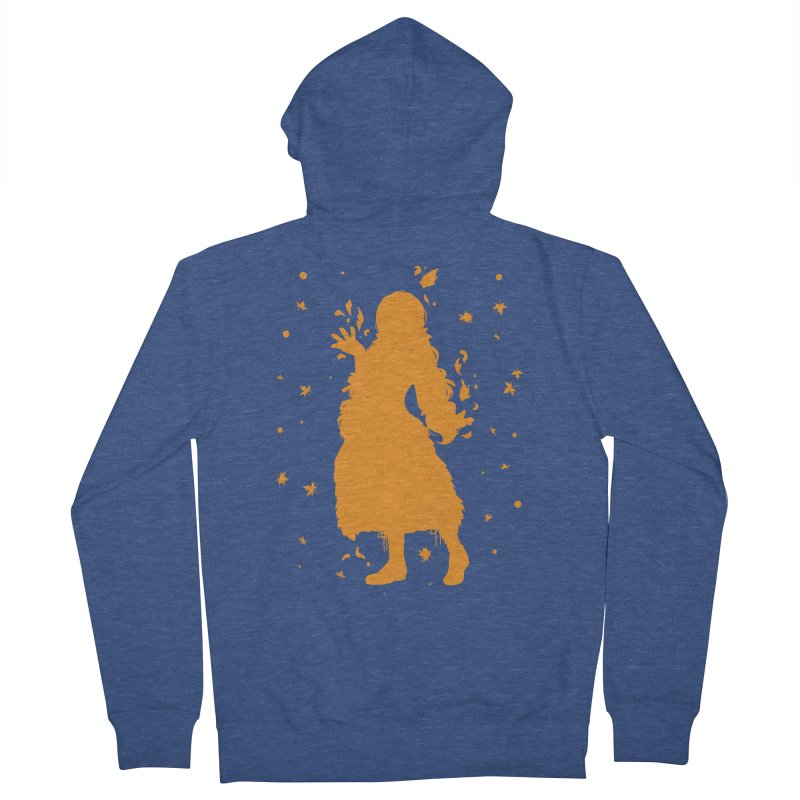 Autumn Power Women's Zip-Up Hoody by TurningTideStudio's Artist Shop