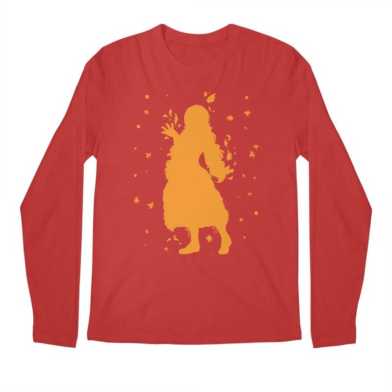 Autumn Power Men's Longsleeve T-Shirt by TurningTideStudio's Artist Shop
