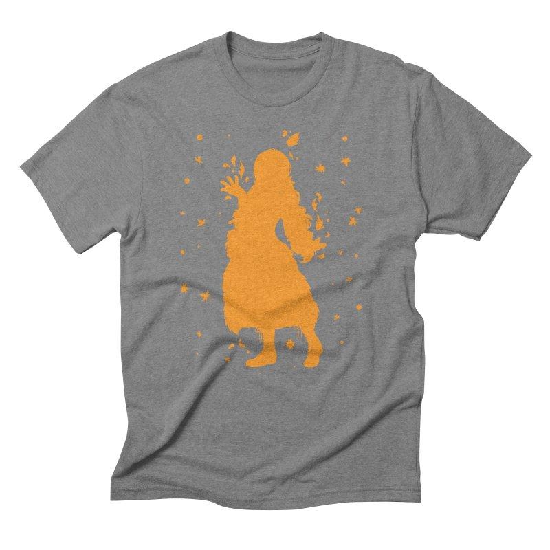 Autumn Power Men's Triblend T-Shirt by TurningTideStudio's Artist Shop