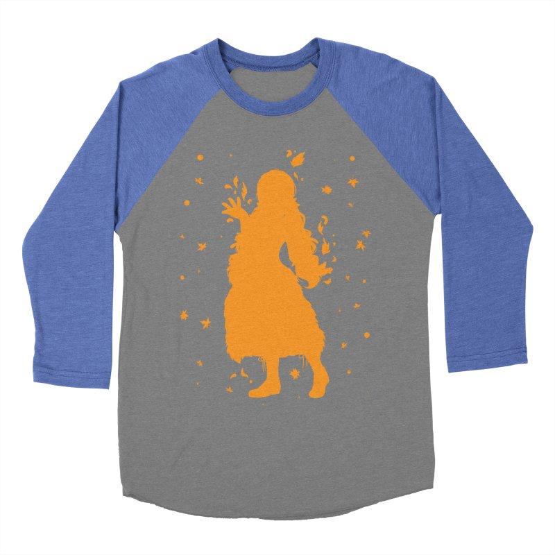 Autumn Power Women's Baseball Triblend T-Shirt by TurningTideStudio's Artist Shop