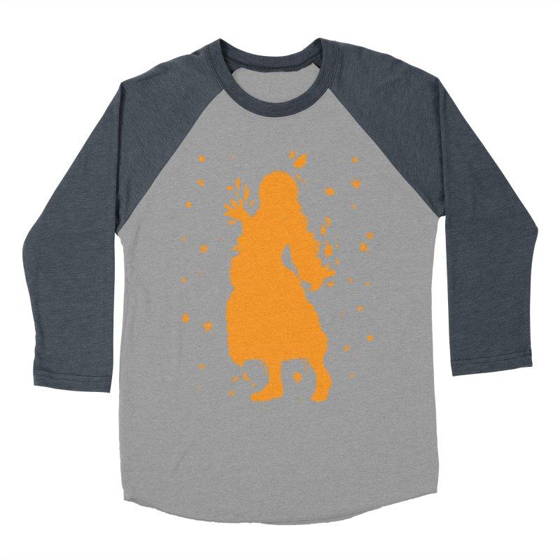 Autumn Power Men's Baseball Triblend T-Shirt by TurningTideStudio's Artist Shop