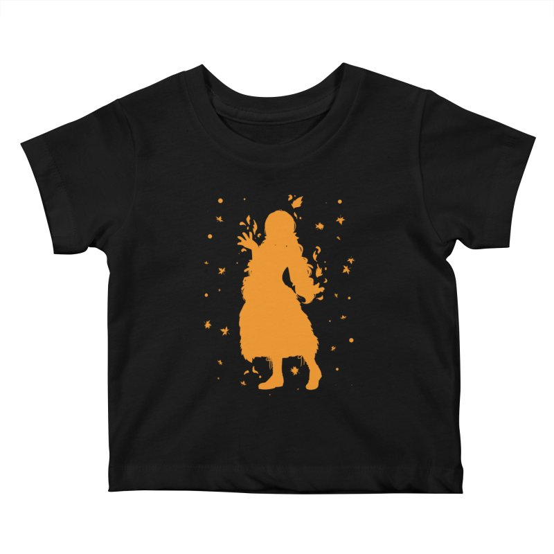 Autumn Power Kids Baby T-Shirt by TurningTideStudio's Artist Shop