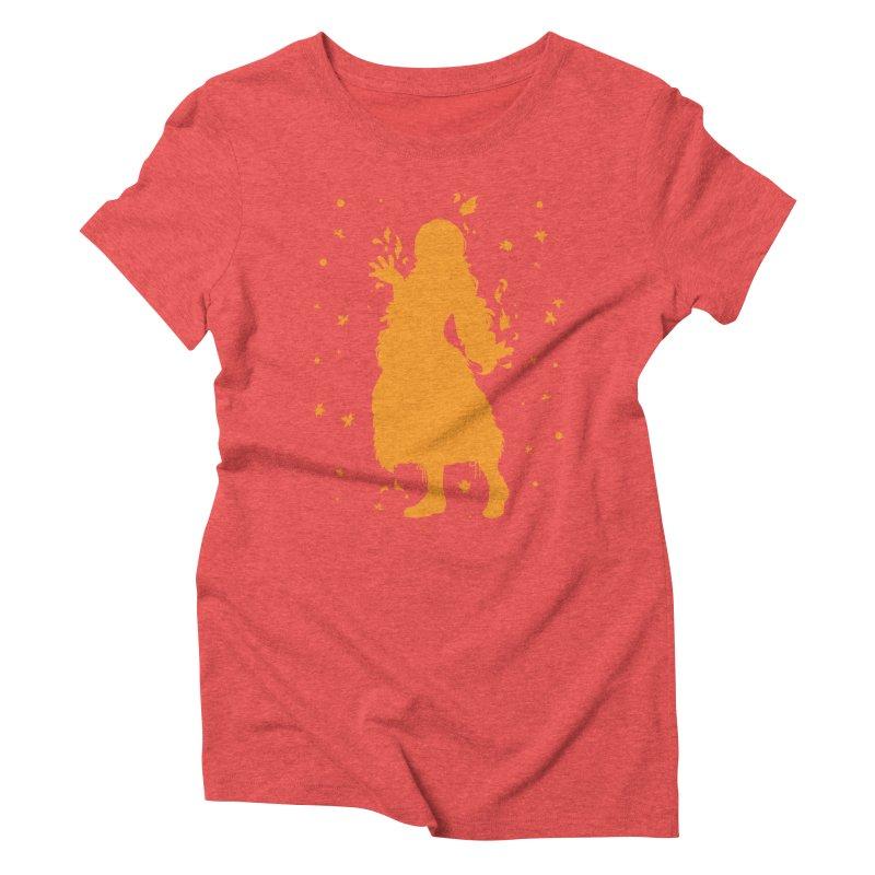 Autumn Power Women's Triblend T-Shirt by TurningTideStudio's Artist Shop