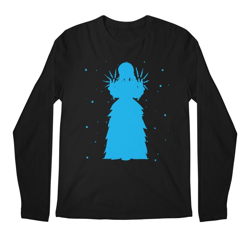Winter Power Men's Longsleeve T-Shirt by TurningTideStudio's Artist Shop