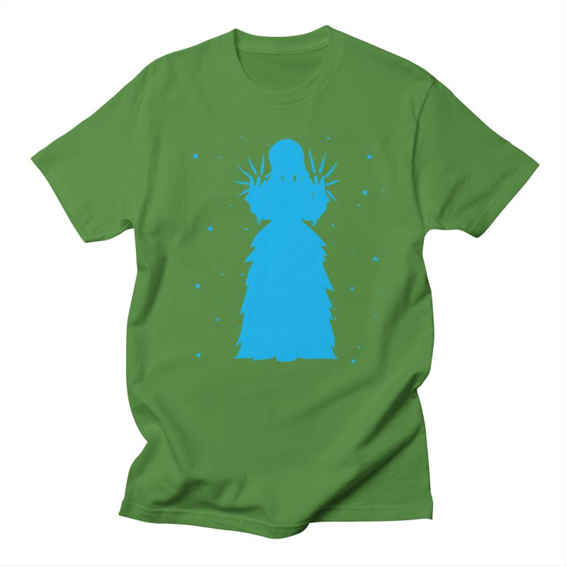 Winter Power Men's T-shirt by TurningTideStudio's Artist Shop