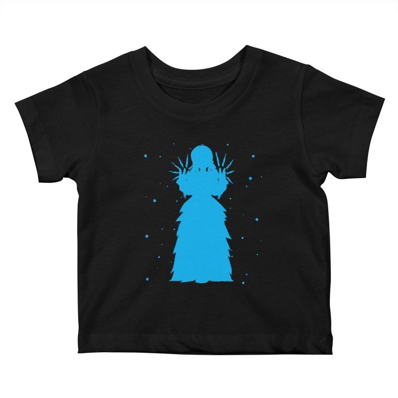 Winter Power Kids Baby T-Shirt by TurningTideStudio's Artist Shop