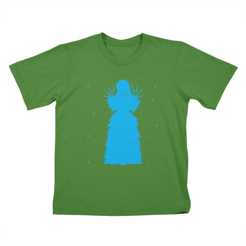 Winter Power Kids T-shirt by TurningTideStudio's Artist Shop
