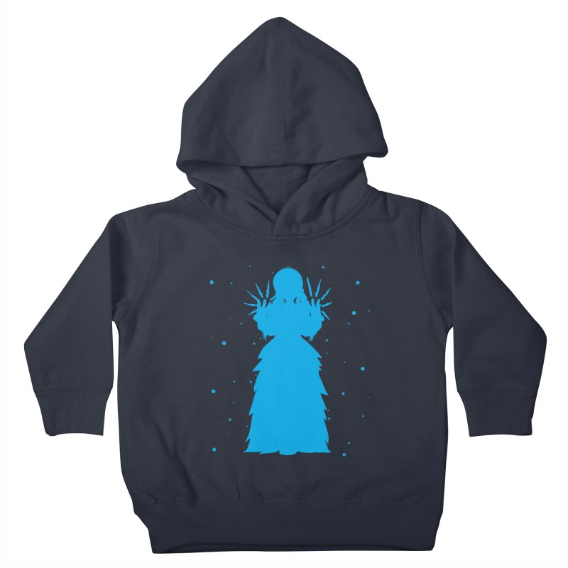 Winter Power Kids Toddler Pullover Hoody by TurningTideStudio's Artist Shop