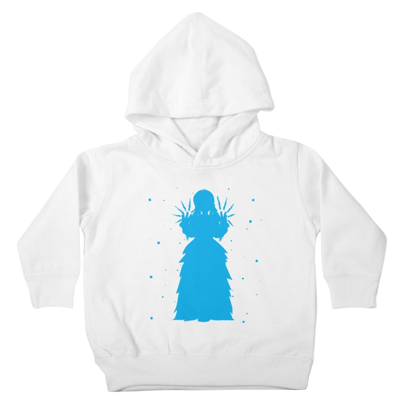 Winter Power Kids Toddler Pullover Hoody by TurningTideStudio's Artist Shop