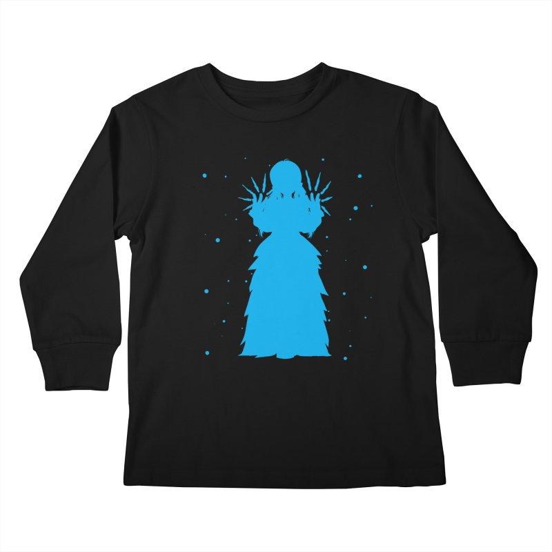 Winter Power Kids Longsleeve T-Shirt by TurningTideStudio's Artist Shop