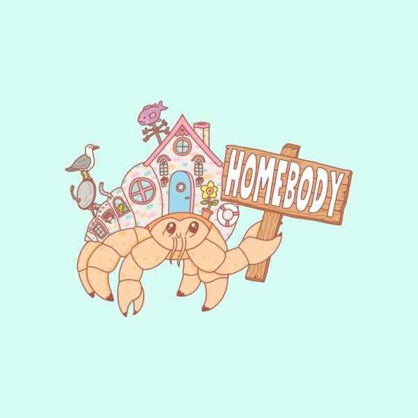 image for Hermit Crab's Homebody House