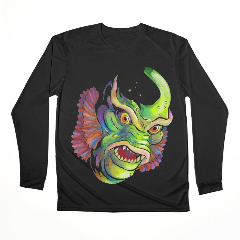Creature Women's Longsleeve T-Shirt by Twin Comics's Artist Shop