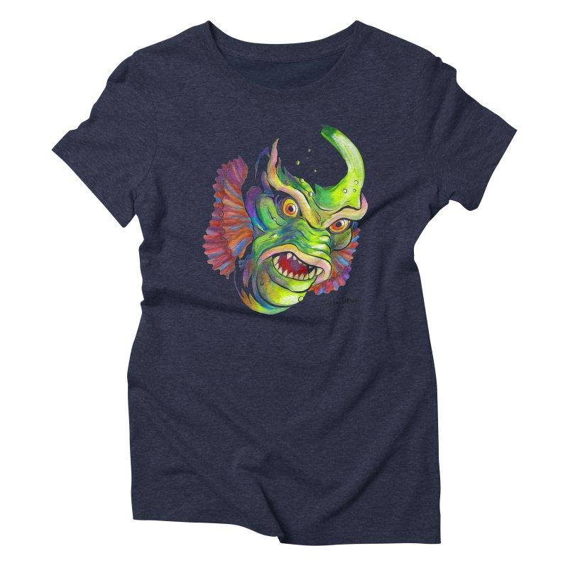 Creature Women's T-Shirt by Twin Comics's Artist Shop