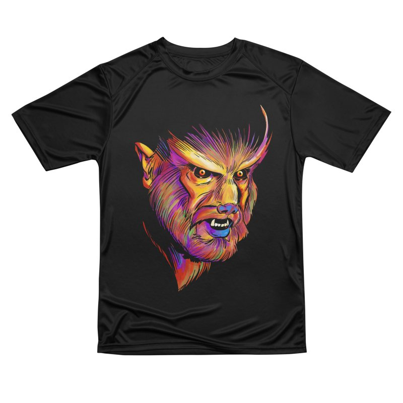 Wolfman Women's T-Shirt by Twin Comics's Artist Shop