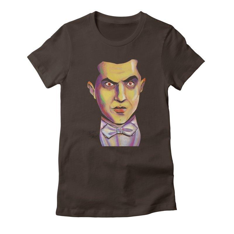 Dracula Women's T-Shirt by Twin Comics's Artist Shop