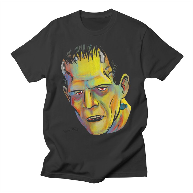 Frankenstein's Monster Men's T-Shirt by Twin Comics's Artist Shop