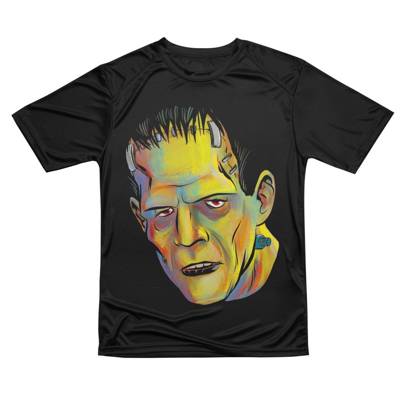 Frankenstein's Monster Women's T-Shirt by Twin Comics's Artist Shop