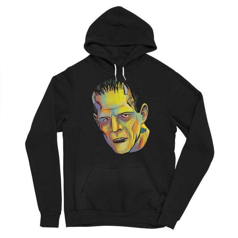 Frankenstein's Monster Women's Pullover Hoody by Twin Comics's Artist Shop
