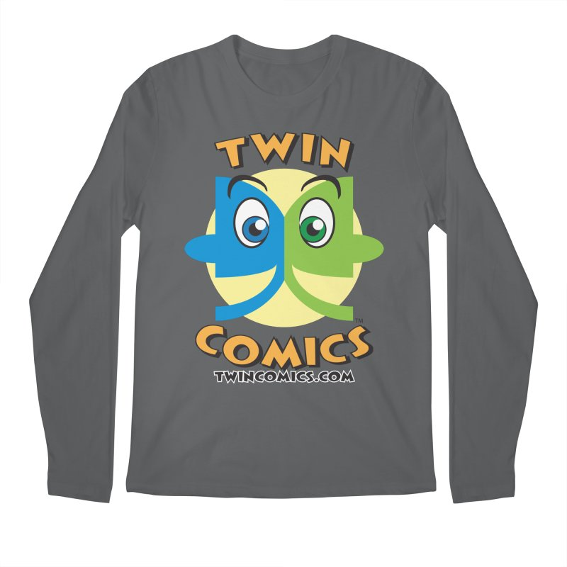 Twin Comics Men's Longsleeve T-Shirt by Twin Comics's Artist Shop