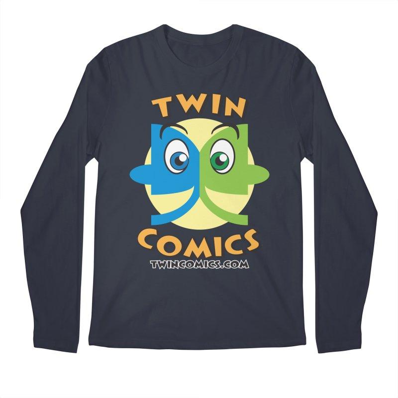 Twin Comics Men's Regular Longsleeve T-Shirt by Twin Comics's Artist Shop