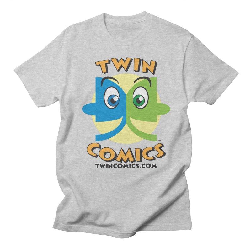 Twin Comics Men's Regular T-Shirt by Twin Comics's Artist Shop