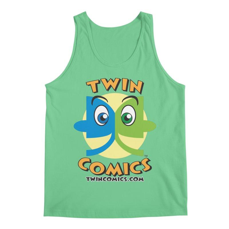 Twin Comics Men's Regular Tank by Twin Comics's Artist Shop